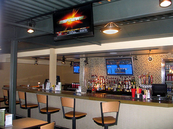 Sports bars and restaurant systems - Blueprint Audio/Video, Bellingham ...